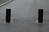 Diamond 219 Stainless Steel PAS 68 Bollard (VED/0018 and VED/0010)