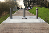 Ultra Shallow Bollards (US02)