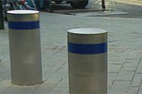 Senator 219 Performa-Cast Polymer PAS 68 Bollard (VED/0005 and VED/0010)