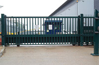 Avon SG1100CR Amoured Vehicle Gate