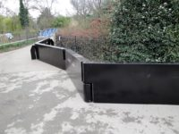 Barge to Wall Barrier