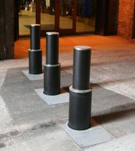 Westminister Static Bollard