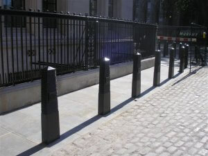 Centurion Shallow Foundation Static Bollard