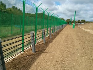 RDS Fence PAS 68