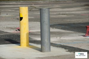 Ultra Shallow Bollards (US01)