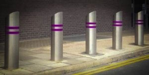 SP100 Retractable Bollard
