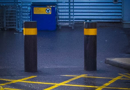 VP Heavy Duty Bollard