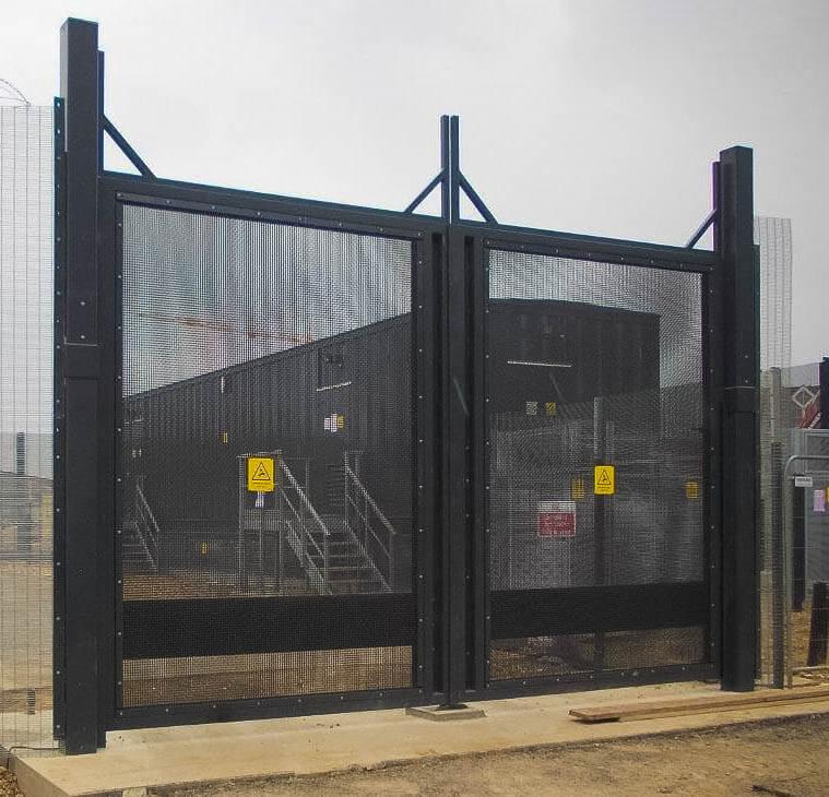 Swing Gate 6.30m