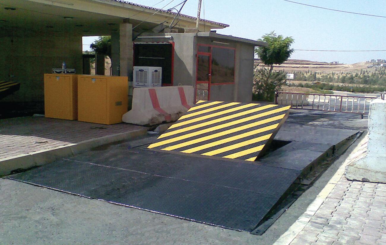 Heald K12 1200 Roadblocker