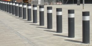 Statesman 273 Performa-Cast Polymer PAS 68 Bollard (VED/0026 and VED/0014)