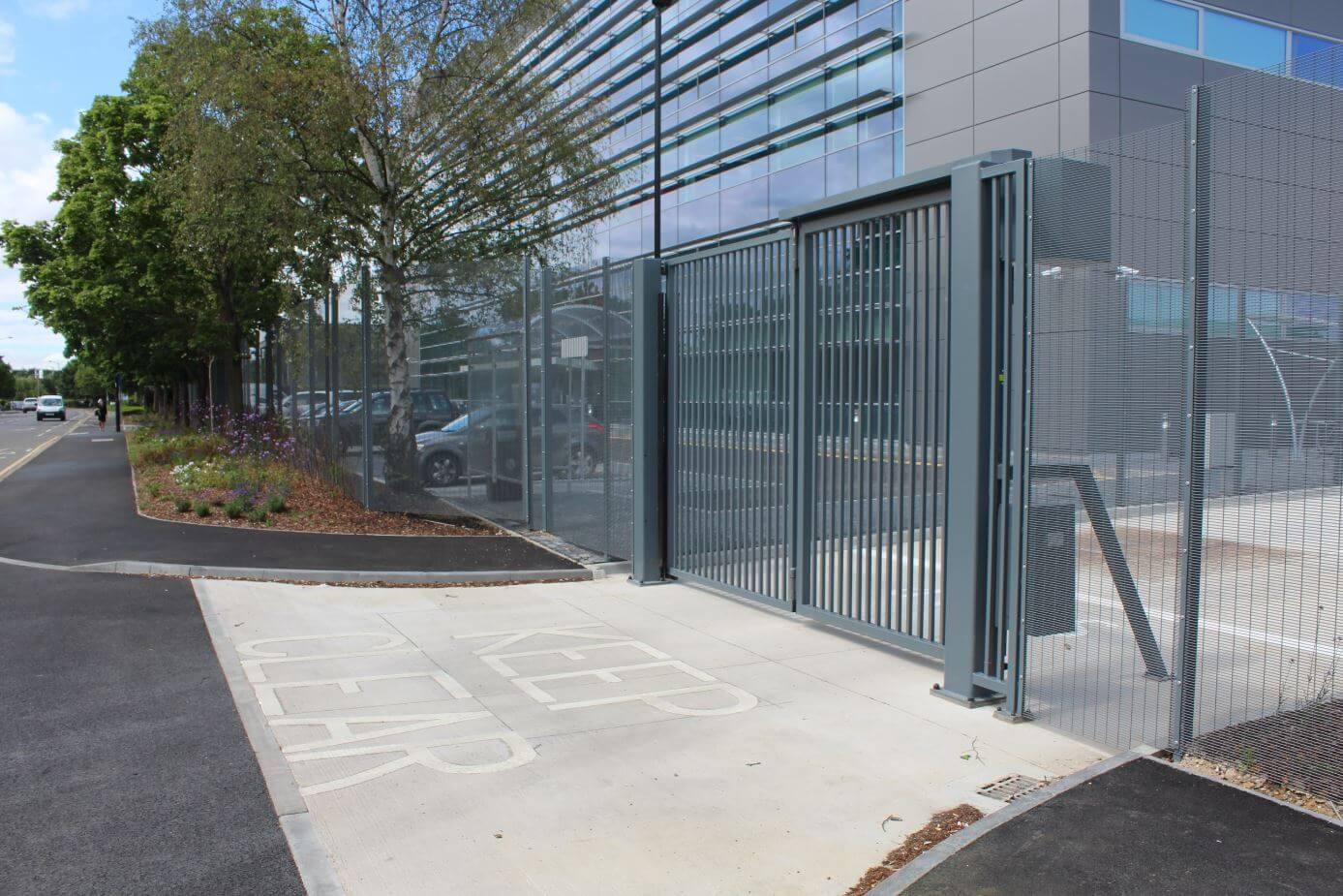 Data Centre chooses Procter Contracts to secure high security perimeter