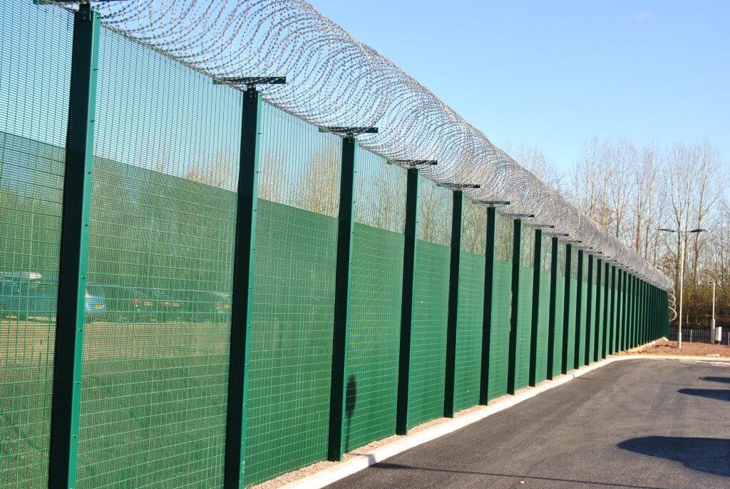 Zenith SR2 barbed wire 2