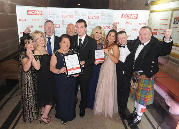 ATG Access Wins Big at ECHO Regional Business Awards