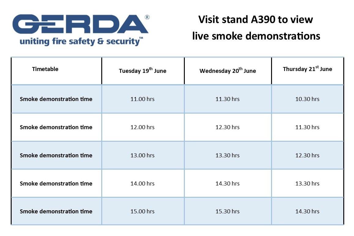 Gerda-smoke-demonstrations-live-timetable-stand-A390-f57e11dec26d95b320ef0313e5270941184f1a98