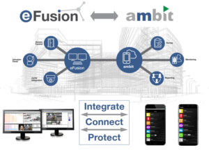 Maxxess to showcase eFusion-Ambit integration, which creates dual security and safety platform