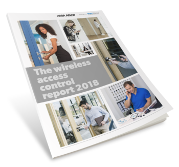 Exclusive download: The Wireless Access Control Report 2018
