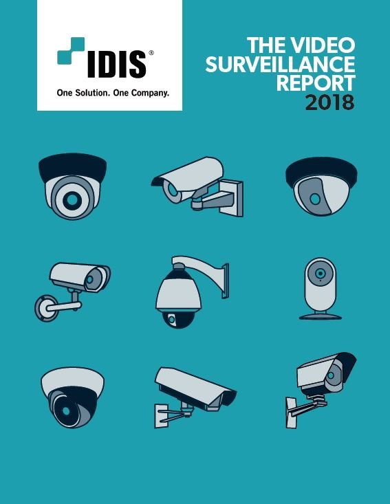 Exclusive download: The video surveillance report 2018