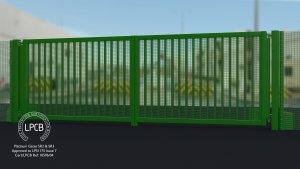 Platinum Sliding Gate SR2 & SR3