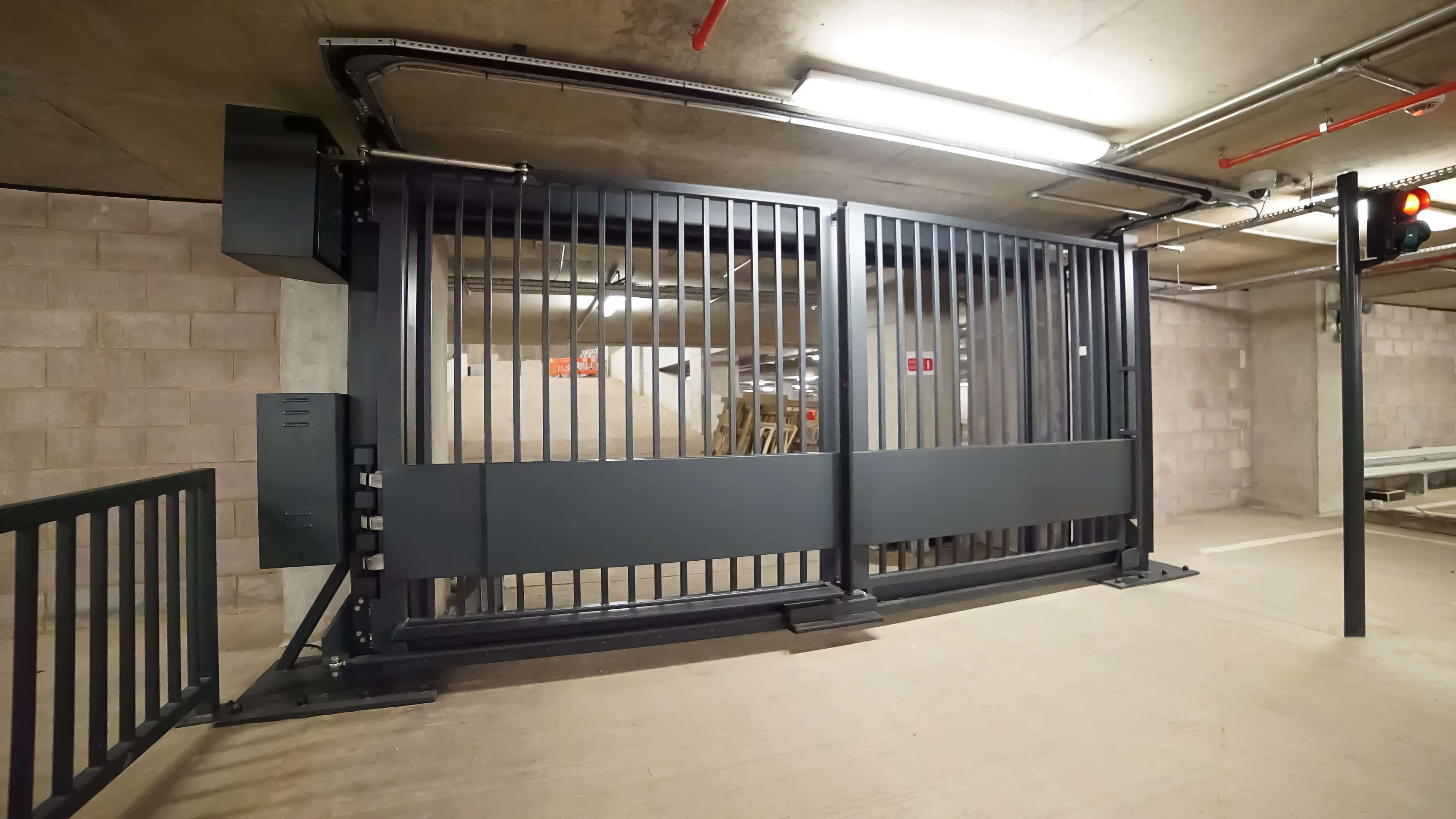 Cova Security Gates has launched a brand new Hostile Vehicle Mitigation (HVM) gate