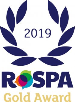 Highway Care handed RoSPA Gold Award for health and safety practices
