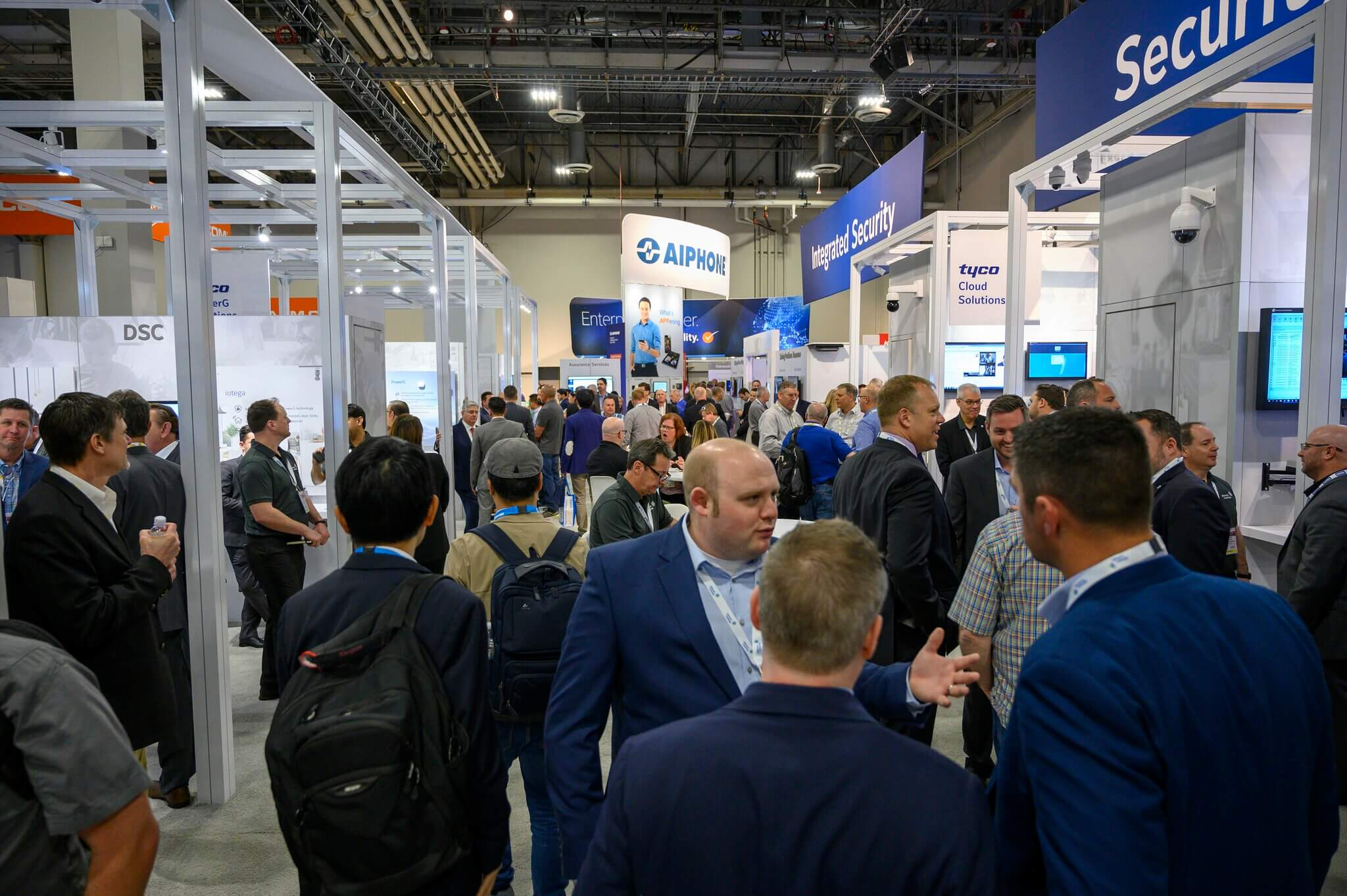 ISC West provided the opportunity to increase worldwide awareness of the PSSA brand.