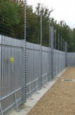 Lockmaster SR3 Panic Out Swing Gate