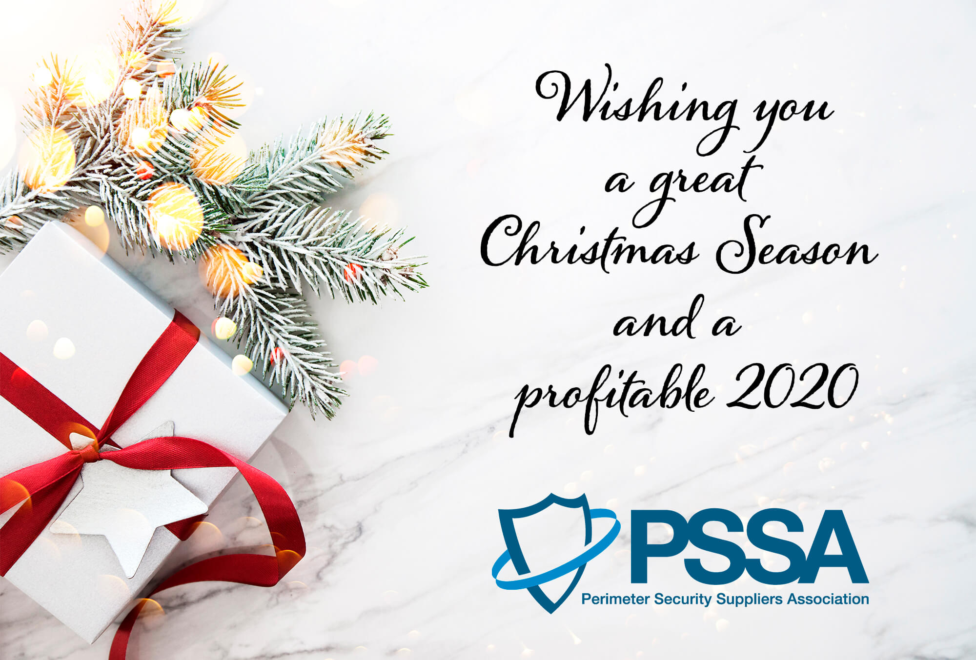 Merry Christmas from the PSSA Team