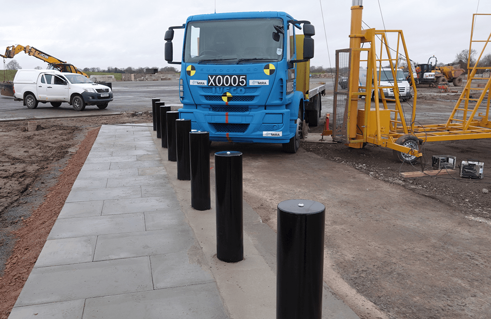 Heald Launch Bollard System to Protect Bridges