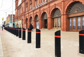 SafetyFlex Blackpool Tower Project