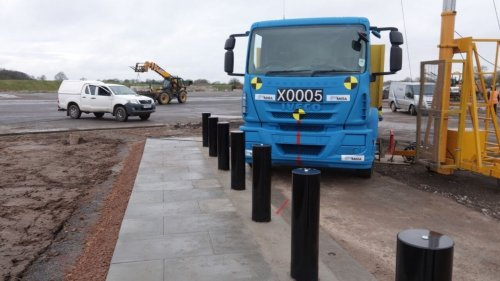 Heald's Bridge Bollard System Wins Innovation & Technology Award