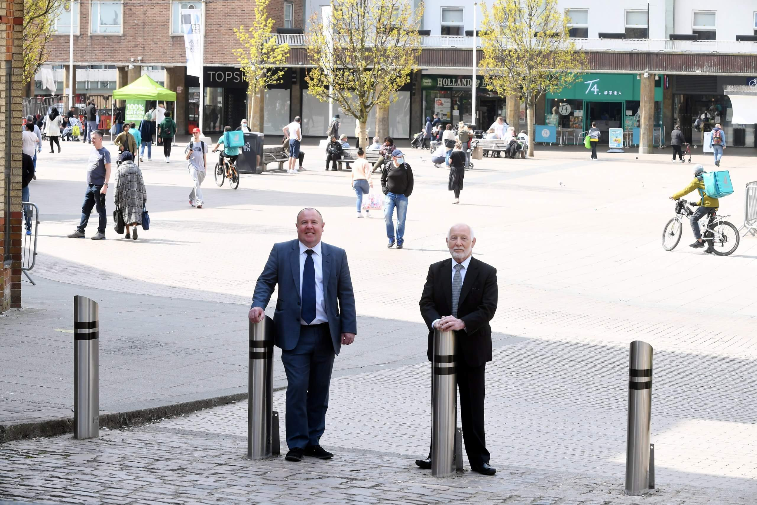Midlands firm wins major city centre security contract
